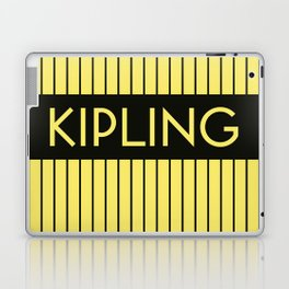 KIPLING | Subway Station Laptop & iPad Skin