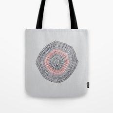 Vacancy Zine Mandala I A Tote Bag