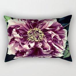 Peony Flower A103 Rectangular Pillow