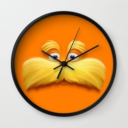 THE LORAX Wall Clock
