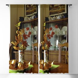 Giving Thanks For Blessings Of Life Blackout Curtain