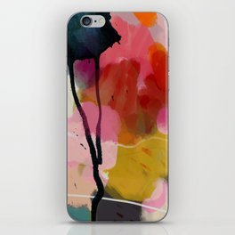 paysage abstract iPhone Skin