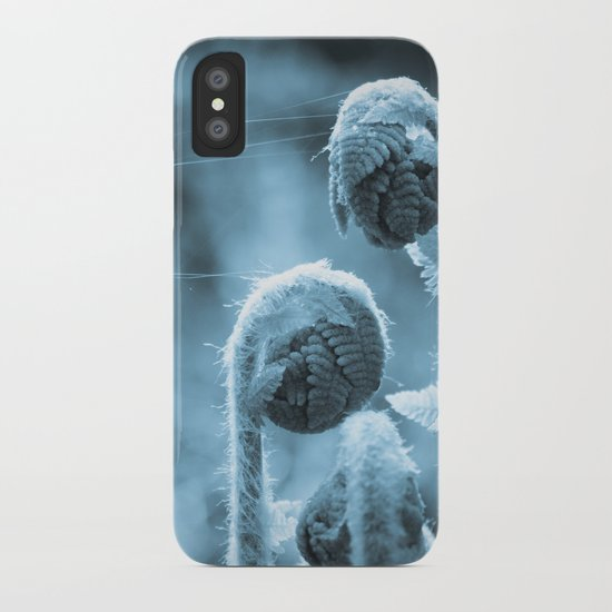 Curl up next to me iPhone Case