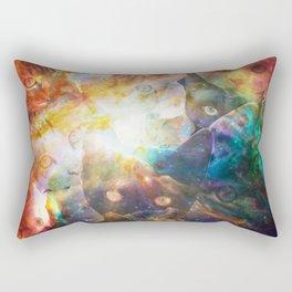 The Cat Galaxy Rectangular Pillow
