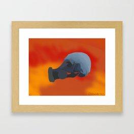 hazmat Framed Art Print