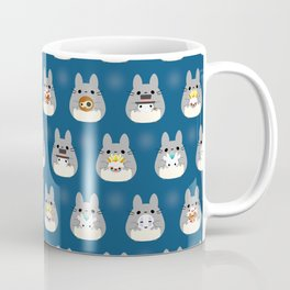 totoros pattern Coffee Mug