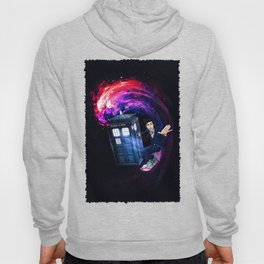 Doctor Who Space Surfing Hoody