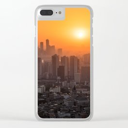 SEOUL 05 Clear iPhone Case