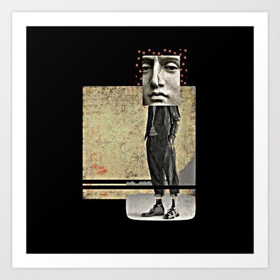 Maverick      by Studio Judith Art Print