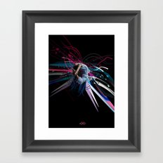 THE DANCER 1 Framed Art Print