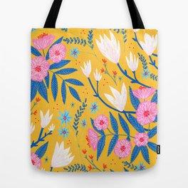 Magnolias and Camellias! Tote Bag