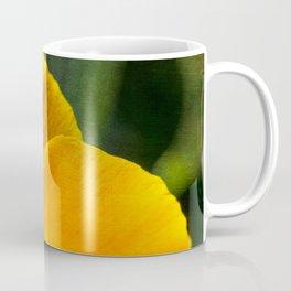 Orange Abstract III Coffee Mug