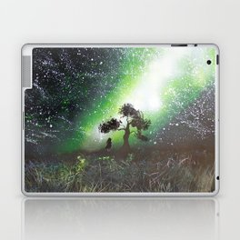 You're Never Alone With All These Stars Laptop & iPad Skin