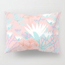Lotus + Papyrus Garden Pillow Sham