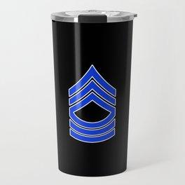 Master Sergeant (Police) Travel Mug