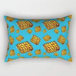 Waffle morning Rectangular Pillow