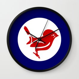 Tomtit Air Force Roundel Wall Clock
