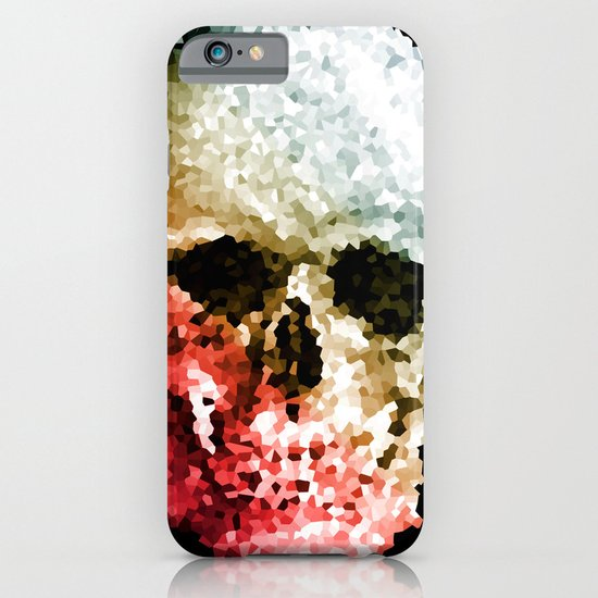 Skull Coloride iPhone & iPod Case