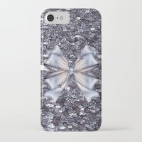 silver iPhone & iPod Cases featuring Silver by Elena Indolfi