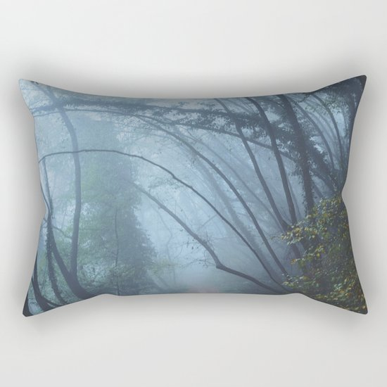 Magic forest Rectangular Pillow