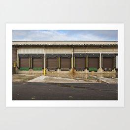 Industry Artifacts 02 Art Print