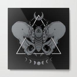 Devir Metal Print