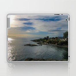 seaside homes Laptop & iPad Skin