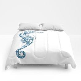 Cape Seahorse Comforters