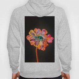 Psychedelic Floral Dew Hoody