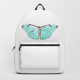 Butterfly Flutter By Backpack