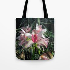 Inspiration Orchids  Tote Bag