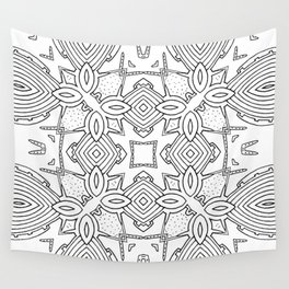 outback lines Wall Tapestry
