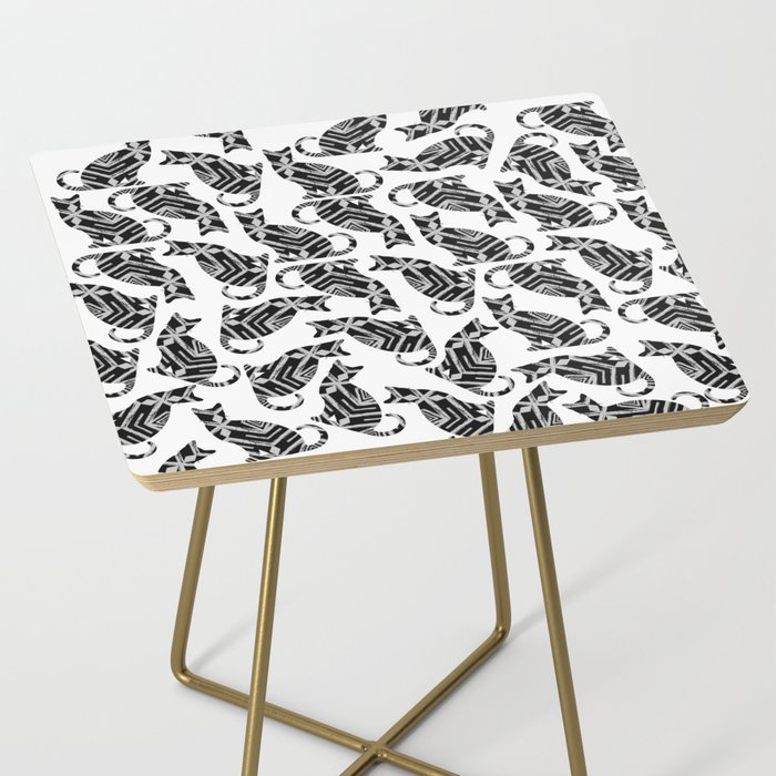 Cats Side Table
