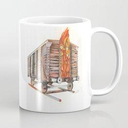 Death Traing Coffee Mug