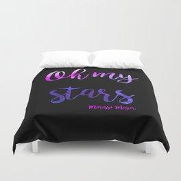 Oh My Stars Duvet Cover