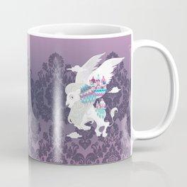 Flying Lion of Venice Coffee Mug