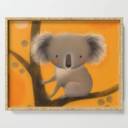 KOALA TREE Serving Tray