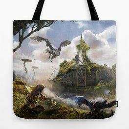 Cardiff [Horizon Zero Dawn] Tote Bag