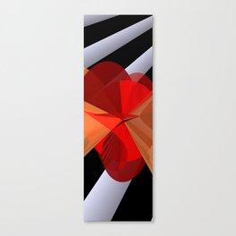 mathematical elegance Canvas Print