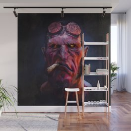 The Hell One Wall Mural