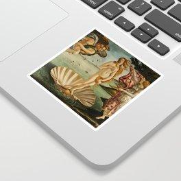 Birth Of Venus Sandro Botticelli Nascita di Venere Sticker