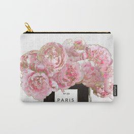 Pink Scented Carry-All Pouch
