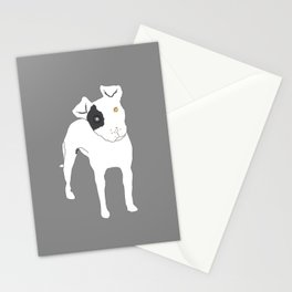 Pittie Pride Stationery Cards