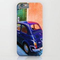 Blue Car 2 iPhone 6s Slim Case