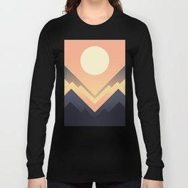 The Sun Rises Long Sleeve T-shirt