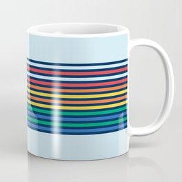 Vintage T-shirt No4 Coffee Mug