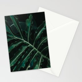 Leaf art Stationery Cards