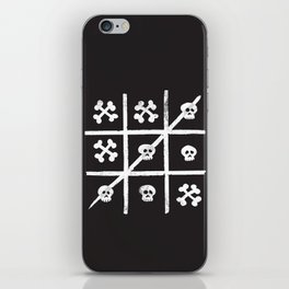 Skull + Bones iPhone Skin