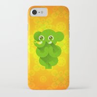 ganesha iPhone & iPod Cases featuring Ganesha by Plushedelica