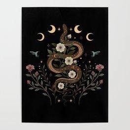 Serpent Spell Poster